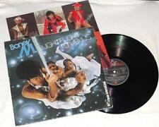 BONEY M. Nightflight To Venus LP Vinyl Germany 1978 Long Version Postcards * RAR