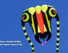 16sqm soft kite 3D Huge Soft Giant Trilobites Kite Outdoor Sport Easy to Fly