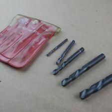 """19//64/"""" left hand cobalt drill bits Mac Tools"""