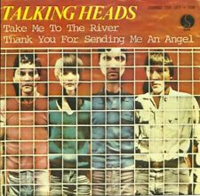 Talking Heads - Take Me To The River - Miniature Poster & Card Frame