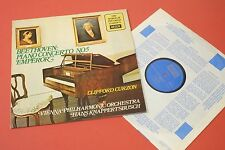 SPA 334 Beethoven Concerto No5 Emperor Curzon VPO Knappertsbusch DECCA UK STEREO