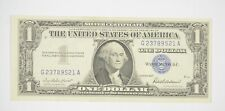 Crisp - 1957 United States Dollar Currency $1.00 Silver Certificate *059