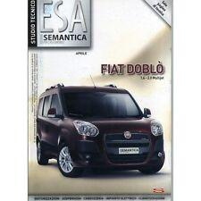 Manuale Riparazione ESA - FIAT DOBLO' 1.6 - 2.0 Multijet