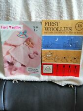 First Woolies by Stitchcraft & Patons-Beehive Knitting Patterns