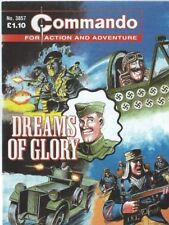 DREAMS OF GLORY,COMMANDO FOR ACTION AND ADVENTURE,NO.3857,WAR COMIC,2005