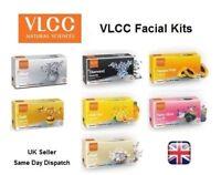 VLCC Facial Kit Toner Cleanser Scrub Massage Pack Moisturiser Cream Salon Gift