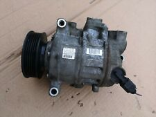 AUDI A4 8K B8 2.0 TDI  Air Conditioning Compressor DENSO 8K0260805E
