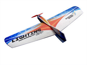 Free ShippingEPP Airplane Model RC Airplane Foam Airplane Lighting1060mmWingspan