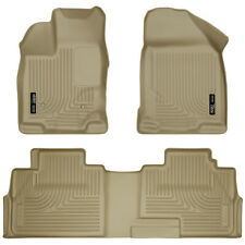 Husky WeatherBeater for 2007-2015 Lincoln MKX Front / Rear Floor Liner 99763