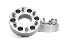 Rou 1101 Rough Country 2in GM 6 Lug Wheel Spacers Pair
