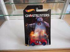 Hotwheels Ghostbusters Drift Tech in Red on Blister