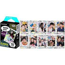 Fujifilm Instax Mini Film Comics for Fuji Mini Neo 90 8 7s 25 55i SP-1 300
