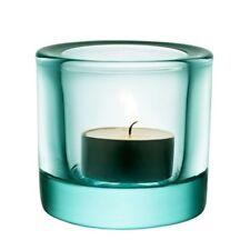 Iittala Teelichthalter Kivi 60mm Wassergrün