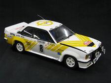 Sun Star Opel Ascona 400 1980 1:18 #8 Kleint / Wanger Rally Monte Carlo (MCC)