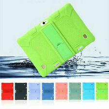 Universal Shockproof Silicone Stand Case Cover For 10.1