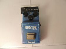 VINTAGE 1981 IBANEZ PT-909 PHASE TONE PHASER EFFECTS PEDAL MAXON MADE IN JAPAN