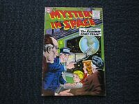 Mystery In Space #50 - 1959 F/VF Space train