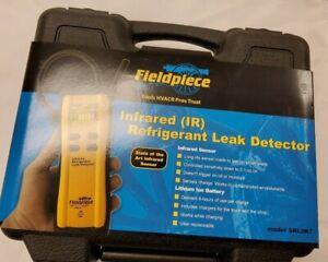 New Fieldpiece SRL2K7 Advanced Refrigerant Leak Detector