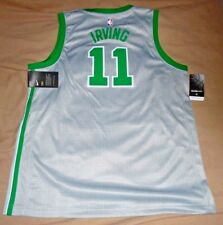 new arrival 1e899 4f7ee kyrie irving celtics jersey youth | eBay