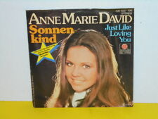 "SINGLE 7"" - ANNE MARIE DAVID - SONNENKIND - DEUTSCHE VERSION  - JE SUIS L'ENFANT"
