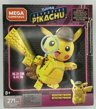 Mega Construx Pokemon Detective Pikachu Set Brand New and Factory Sealed GGK28
