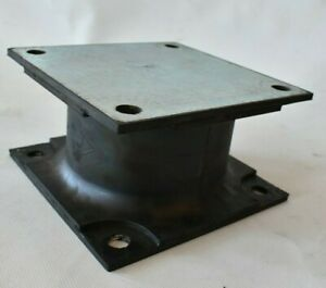 Stanley Bobcat Hydraulic Vibratory Plate Compactor Rubber Isolator Shock Mount
