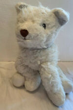 Bunnies By the Bay Kitty Cat Plush Stuffed Animal White Replacement Lovey