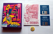 One Step Beyond Ocean Commodore Amiga Ovp Boxed Anstecker Badge Working!