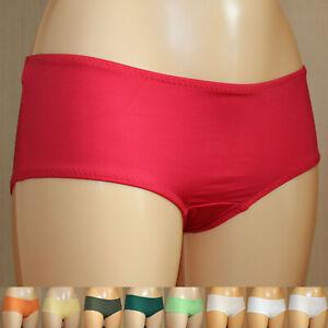 Damen Panty Slip - uni - Gr. 36/38