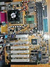 ABIT VH6-II MOTHERBOARD +CPU:INTEL Celeron 700MHz+RAM 256Mb.+Cooling.