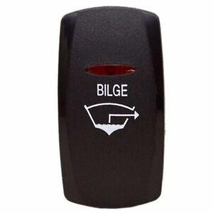 Carling Boat Rocker Switch Plate | Skiers Choice Bilge Black