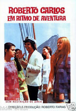 DVD Roberto Carlos Em Ritmo de Aventura [Subtitles English+Spanish] Region ALL