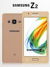 Nueva marca SAMSUNG Z2 Tizen Oro * 4G Lte Teléfono Inteligente Desbloqueado * 8GB 1.5GHz 5MP LED