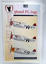1/72 Eagle Strike decals 72055 362nd FG JUGS Part I P-47 mint