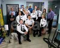 The Bill (TV) Cast Group 10x8 Photo