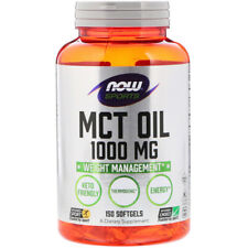 MCT Oil,  Weight Management, 1,000 mg, 150 Softgels