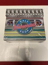 MALT SHOP MEMORIES: 10 CD BOXED SET: NEW, Sealed!