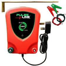 Electric Fence Energiser Fencer Unit  PLM207 0.7J Mains Powered