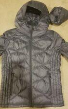 New Michael Kors Chevron Packable Down Fill Jacket