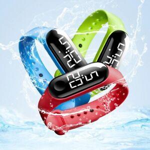 Smart Wristwatch Men Women Sports Bracelet Heart Rate Monitoring Activity Run