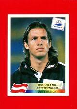 WC FRANCE '98 Panini 1998 - Figurina-Sticker n. 142 - FEIERSINGER-ÖSTERREICH-New