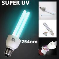 UV Germicidal Lamp UVC E27 LED Bulb Household Ozone Disinfection Light Bulb
