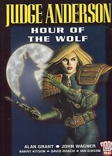 Magazine - Graphic Novel, Judge Anderson, Hour of the Wolf published 2003
