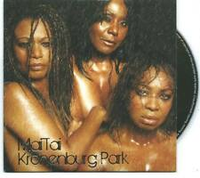 MAI TAI Kronenburg Park-De Wereld Draait Door 2 TR CARDslv CD frank boeyen