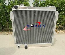 3ROW TOYOTA HILUX  LN85 LN60 LN61 LN65 2.4LTR DIESEL 84-91 MT Aluminum Radiator