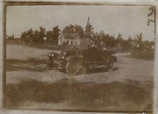 PHOTO ANCIENNE - VINTAGE SNAPSHOT - AUTOMOBILE VOITURE TACOT - OLD CAR