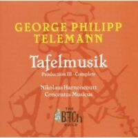 Nikolaus Harnoncourt, G.P. Telemann - Concertos [New CD]