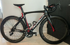 2017 Pinarello F10 Dogma Road Bike Black Lava 51.5cm