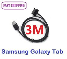 3M Data Sync Charger Cable for Samsung Galaxy Tablet P6200 P6800 P7300 P7500