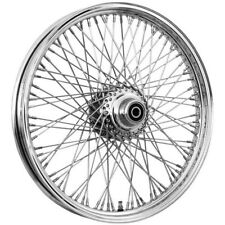 DNA 16 x 3.5 inch 80 spoke chrome front wheel Harley Davidson softail fxst flst